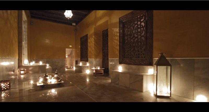 Baños árabes Sevilla 12