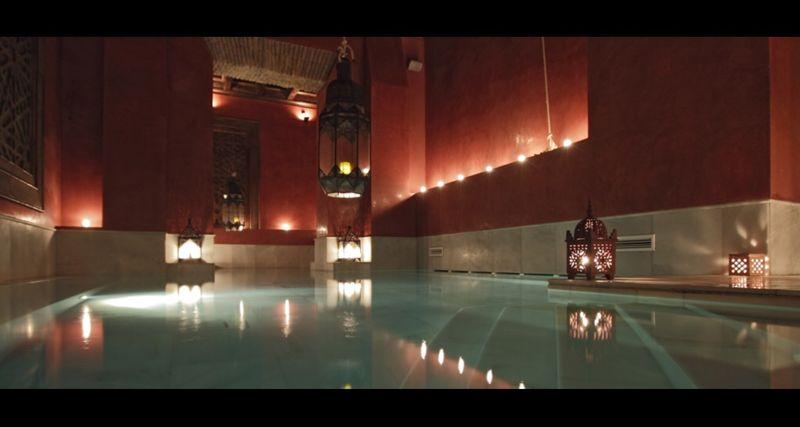 Baños árabes Sevilla 11