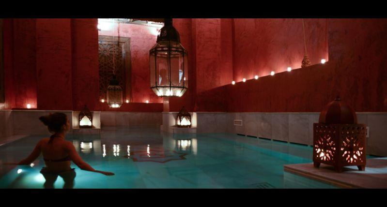 Baños árabes Sevilla 9
