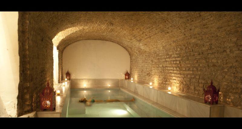 Baños árabes Sevilla 8