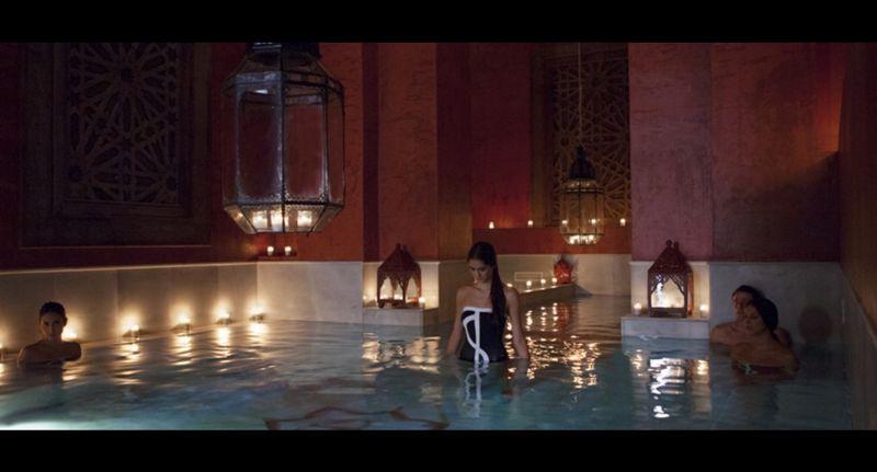 Baños árabes Sevilla 7