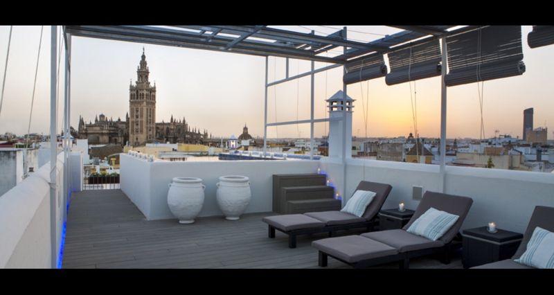 Baños árabes Sevilla 6
