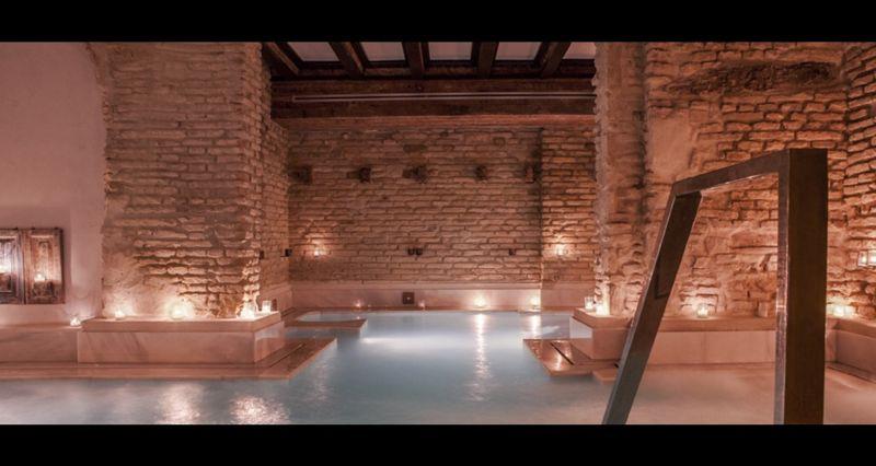 Baños árabes Sevilla 5