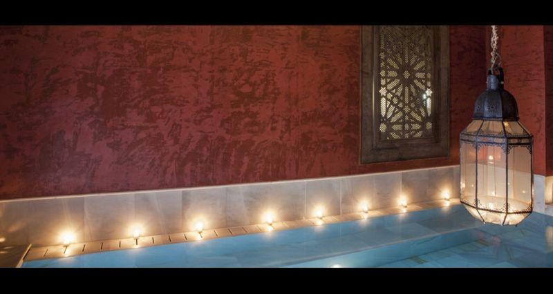 Baños árabes Sevilla 3