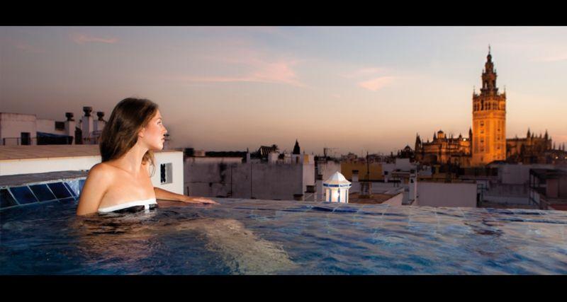 Baños árabes Sevilla 1