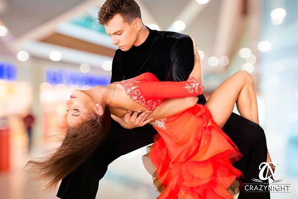 Clase de bailes latinos en Sevilla