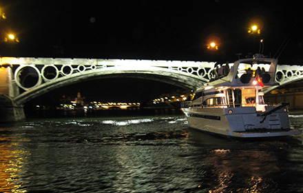 Barco para fiestas de solteros