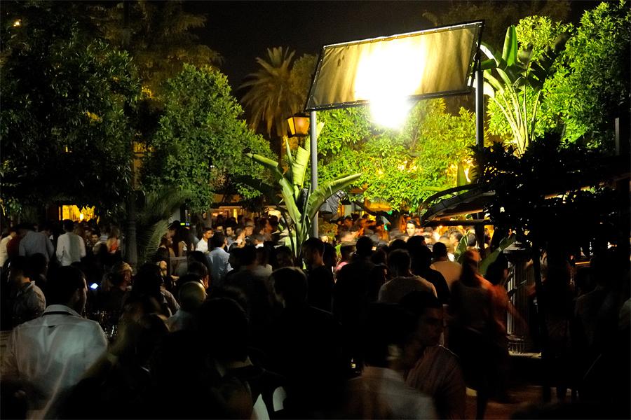 Capea en Sevilla 1