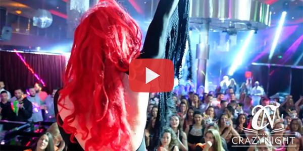 Video Cenas CrazyNight Sevilla