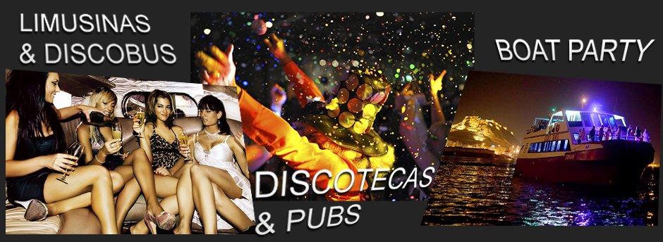 Limusinas, fiestas y Boat Party de Despedidas Sevilla Crazynight