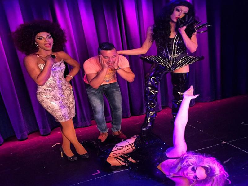drag queen crazy