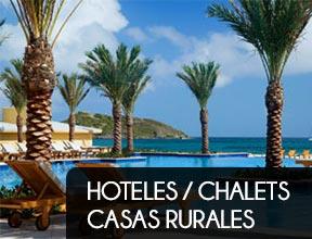 Hoteles y Casas Rurales en Sevilla
