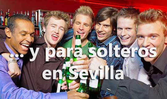 Packs para despedidas de soltero en Sevilla